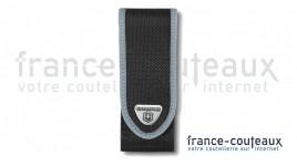2 couteaux plein manche a lancer 11 cm et pochette de rangement en cordura noir