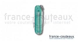 TRIO ZEBRA - 3 couteaux plein manche avec pochette en cordura kaki