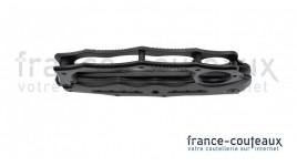 Pistolet de défense personnel Walther PDP Pro secur noir au gel poivre OC rose