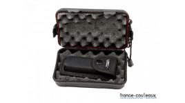 Couteau caché dans une ceinture - camo chasseur