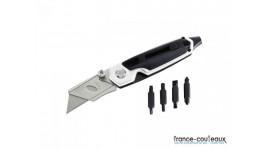 Couteau Aitor ATK specop tactical noir avec brise glace