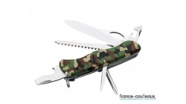Couteau Suisse Victorinox - Military Camouflé- 12 outils
