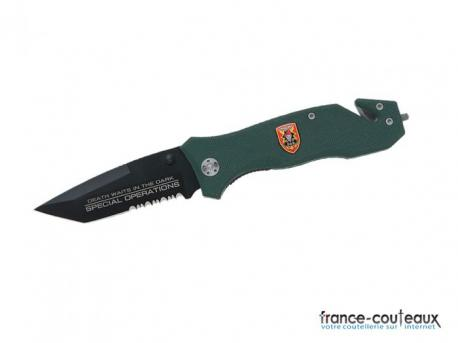 Couteau MT-1 Tactical united cutlery