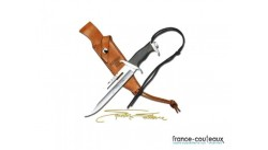 Poignard Miniature Rambo III - Sylvester Stallone Signature Edition