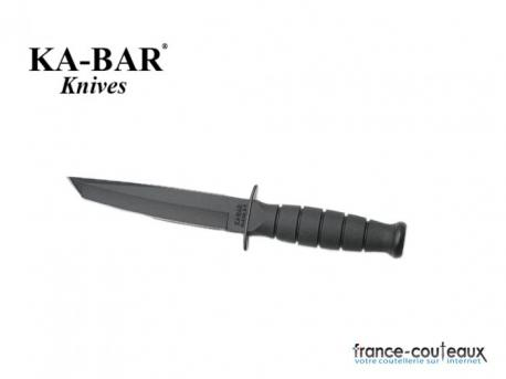 Kabar 1254 short tanto leather
