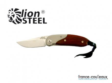 Couteau Lion Steel Mini max 200