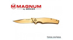Couteau Gold Finger Magnum by Boker 01lg277