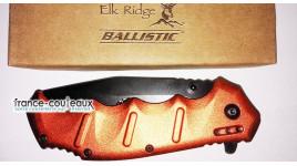 Kukri machette Cold Steel avec étui - manche caoutchouc