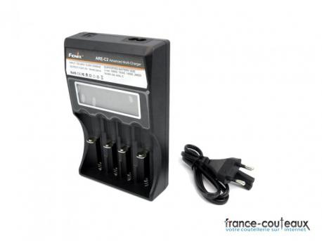 Chargeur Fenix Are-C2 4 accus