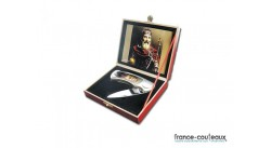 Coffret couteau Charlemagne