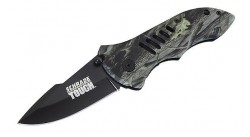 Couteau Camo Forest Giant - SCHRADE TOUCH