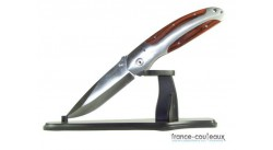 Couteau GEANT !!! 44 cm ouvert + Socle - The Sport Collection par Virginia