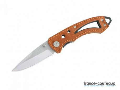 Couteau cuir Master Leather - 338911 - HERBERTZ