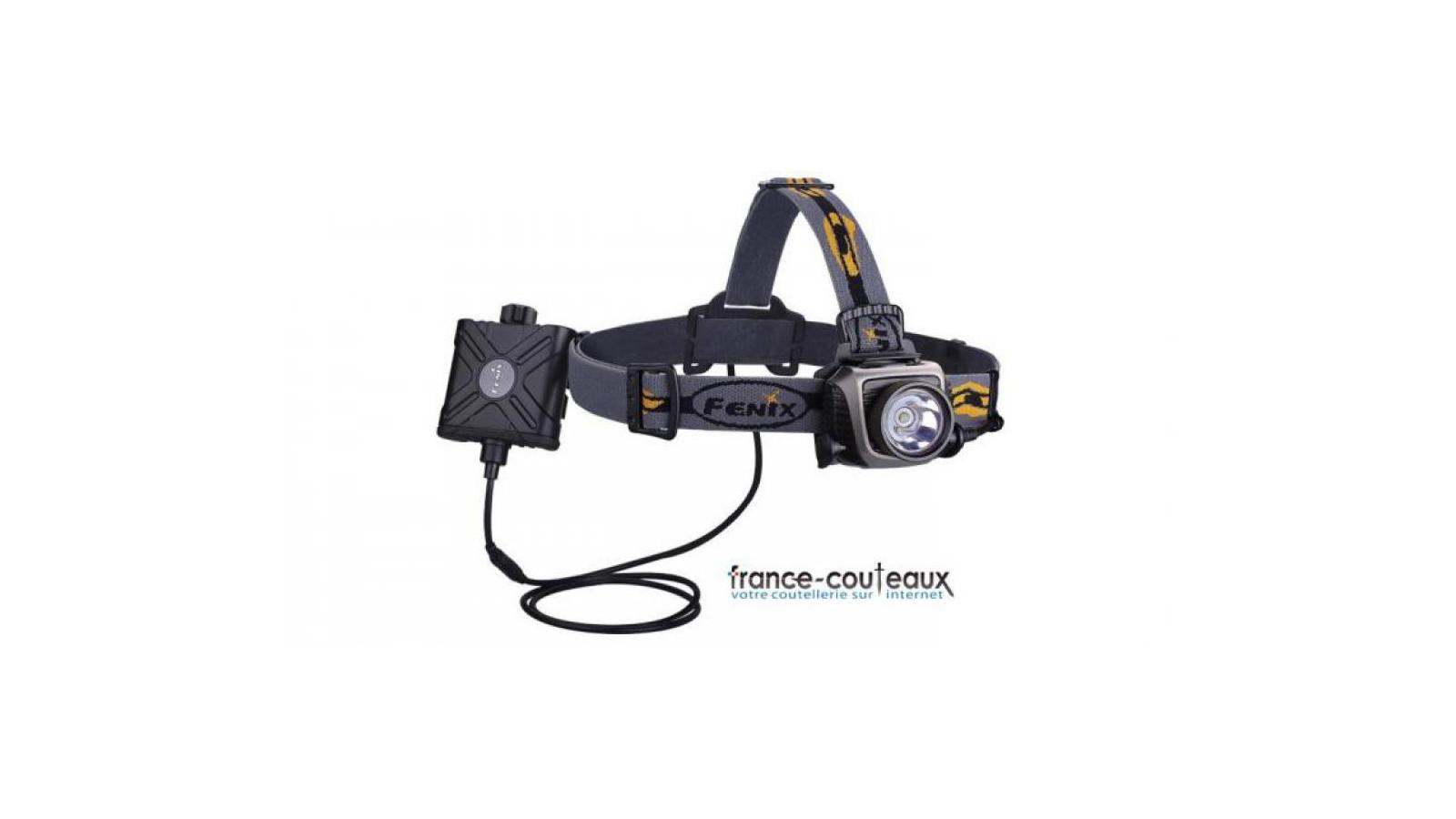 Matraque télescopique en acier trempé - 55cm