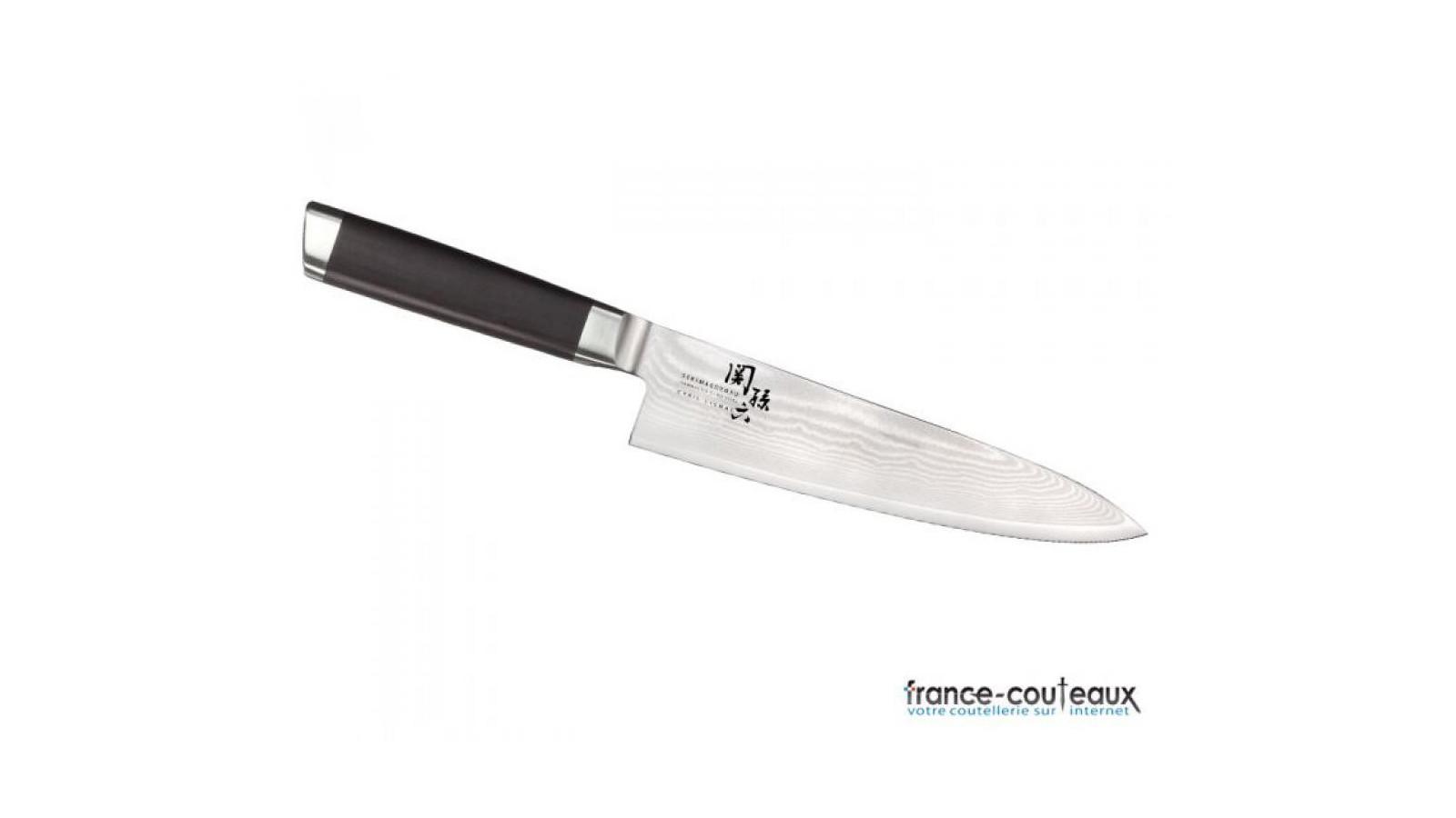Shocker électrique rechargeable Keyshock+ Electromax EM6 - 2400KV