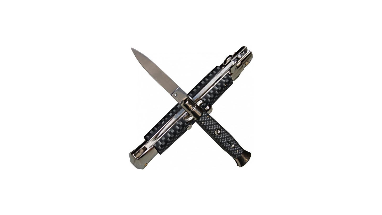 3 kunaï noirs identiques + étui de transport - 17 cm