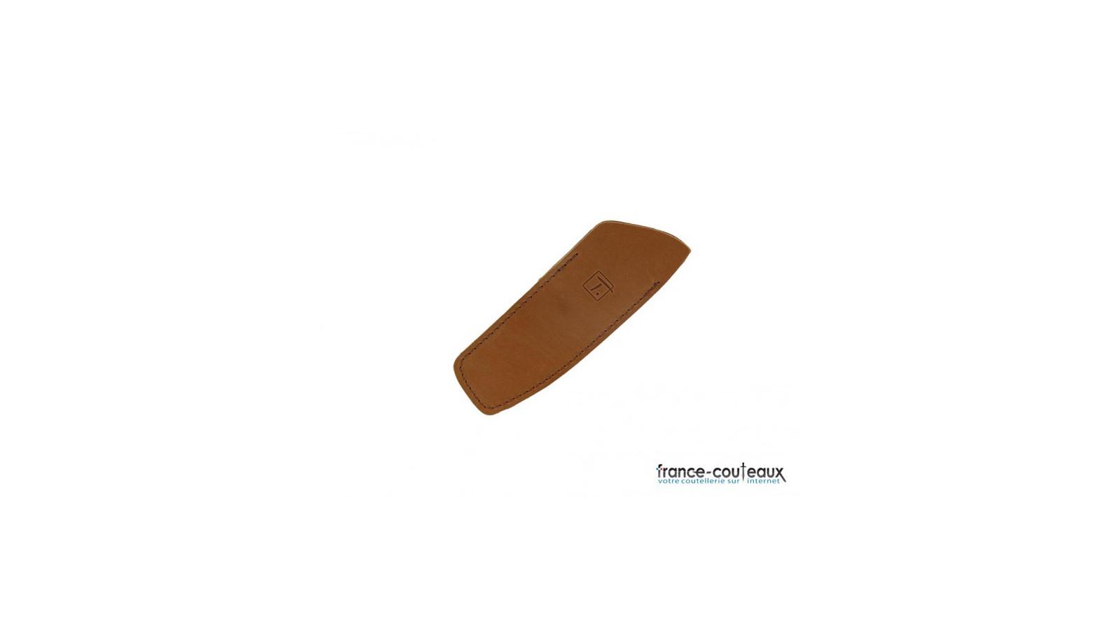 Couteau serpette bois de Teck spécial électricien