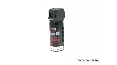 Aérosol de défense Sabre Red M3 piment rouge OC 54ML