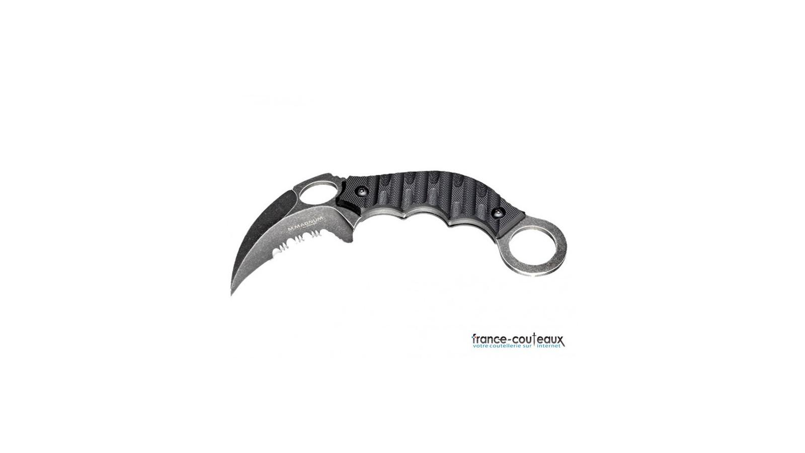 Couteaux Baïonette tactique RUI