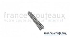 Boussole métal Conat avec viseur et règle pour carte