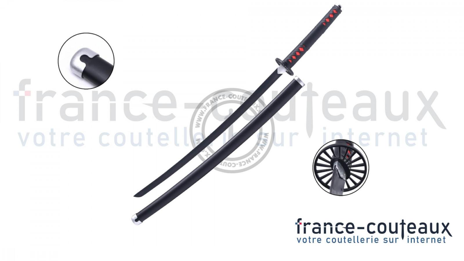 Pierre à aiguiser naturelle de Pyrénées L'idéale affûtage - 20cm
