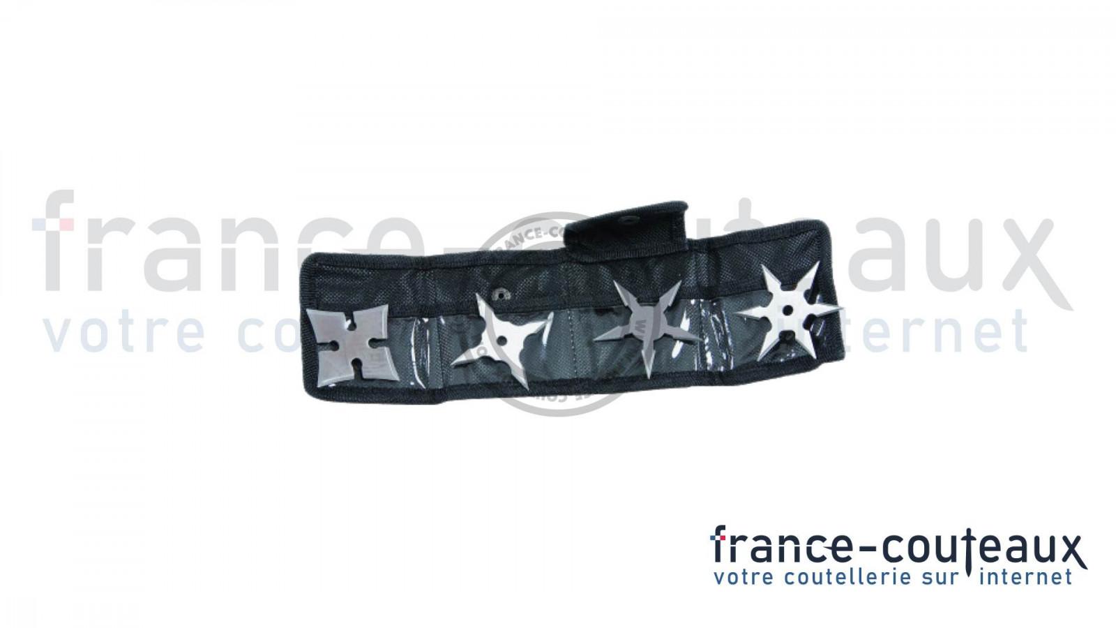 Couteau de sommelier noir avec tire bouchon