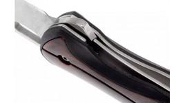 Matraque téléscopique en acier et nylon - Taille 42cm