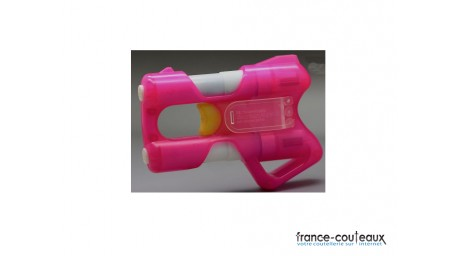 Pistolet de défense spray au poivre Guardian Angel III - rouge