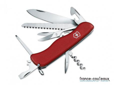 Couteau Suisse Victorinox - Outrider Red - 9 pieces