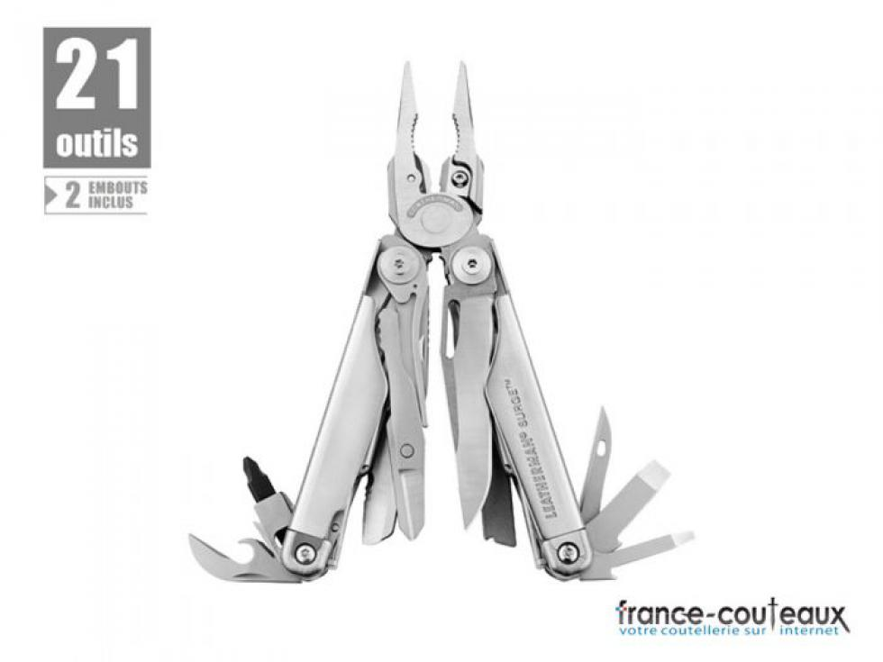 Pince leatherman surge - Pince multifonction leatherman ...