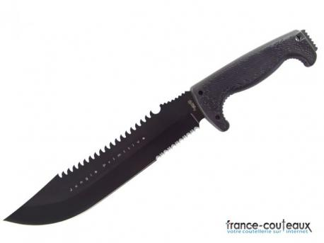 Machette Fusion Sog avec étui - Jungle Primitive