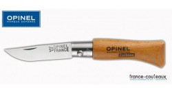 Opinel Nà¯02 Carbone