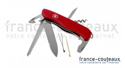 Couteau Suisse Victorinox Forester rouge