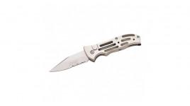 Couteau pliant Buck Lux Pro - titane et fibre de carbone