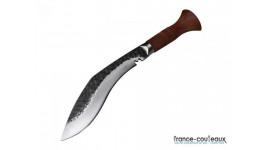 Etui en cuir noir avec bouton pression, pour couteau ou pince