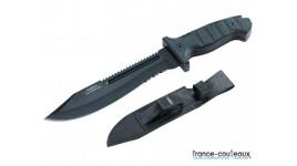 Couteau de poche Magnum Army Rescue