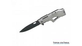 Couteau Aitor tactical avec lame lisse