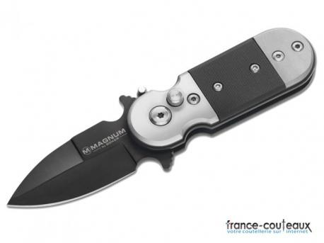 Petit Couteau automatique Magnum by  Böker Black Lightning [01SC148]