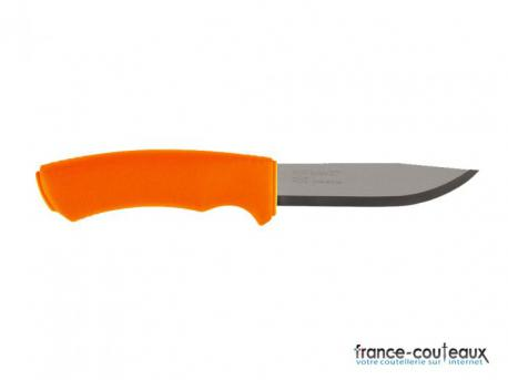 Poignard Morakniv Bushcraft Survival Orange