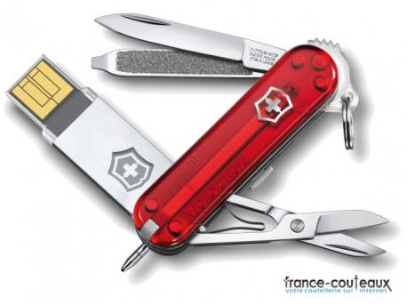 Couteau Suisse Victorinox - @Work USB 4GB