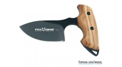 Push Dagger Fox european hunter en OLIVIER