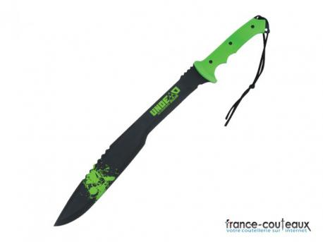 Machette Black Legion Undead Apocalypse