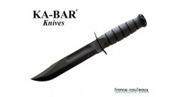 Poignard KA-BAR - USA Black