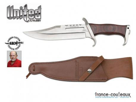 Couteau Gil Hibben III Fighter